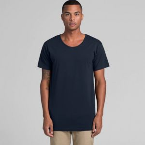 AS Colour - Men's Shadow Scoop Neck Tee Thumbnail