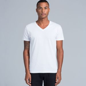 AS Colour - Tarmac V-Neck Tee Thumbnail