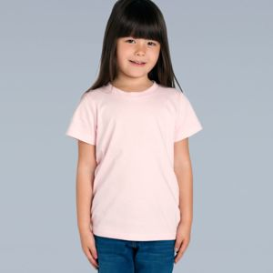 Etiko - Kids Organic Fairtrade Crew Tee Thumbnail
