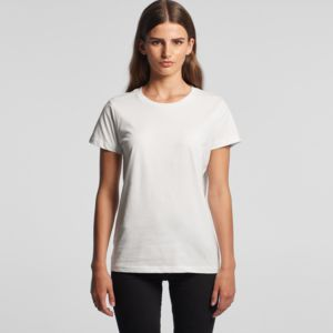 AS Colour - Women's Maple Crew Tee Thumbnail
