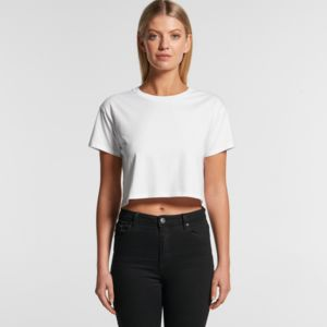 AS COLOUR - Women's Crop Tee Thumbnail